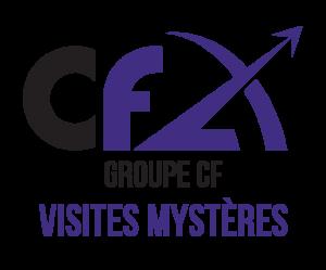 Logo Groupe CF Visites Mystères
